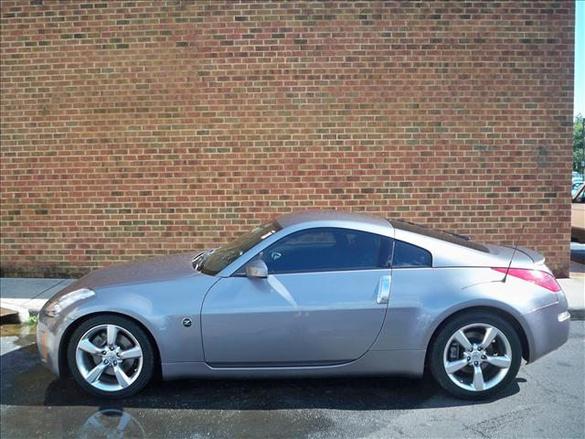2007  Nissan 350Z base model picture, mods, upgrades