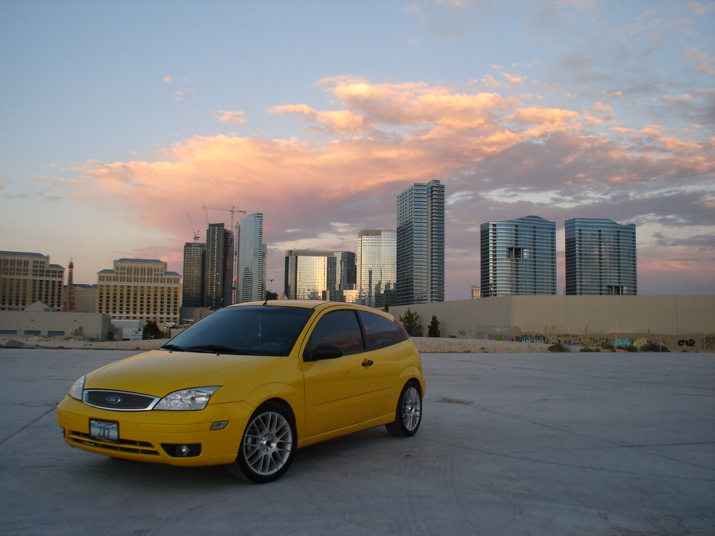 2007  Ford Focus ZX3 picture, mods, upgrades