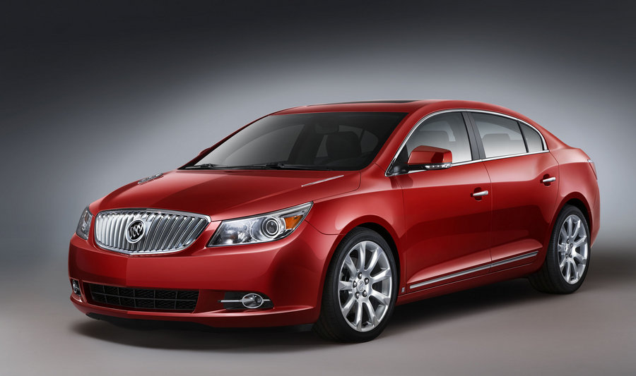 2010  Buick LaCrosse CXS picture, mods, upgrades