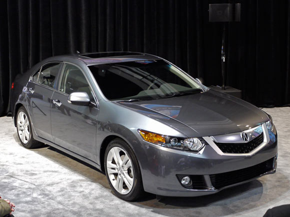 2010  Acura TSX V-6 picture, mods, upgrades