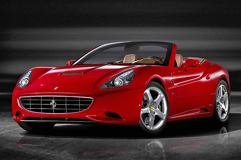 2010  Ferrari California  picture, mods, upgrades