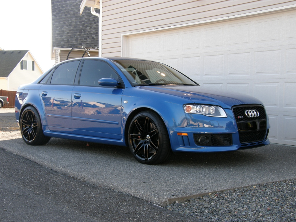 Stock 2008 Audi Rs 4 4 2l 1 4 Mile Drag Racing Timeslip