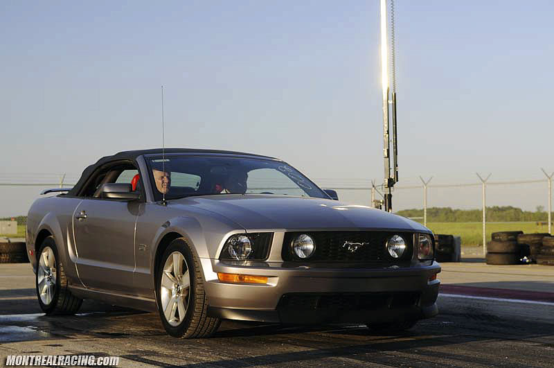 2006 Ford Mustang GT convertible Edelbrock Supercharger