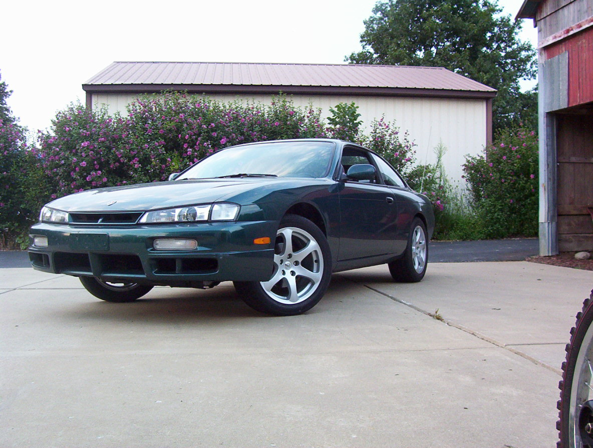 1998  Nissan 240SX Garrett GT2871 Turbo picture, mods, upgrades