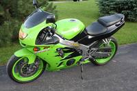 1996  Kawasaki Ninja ZX6R picture, mods, upgrades
