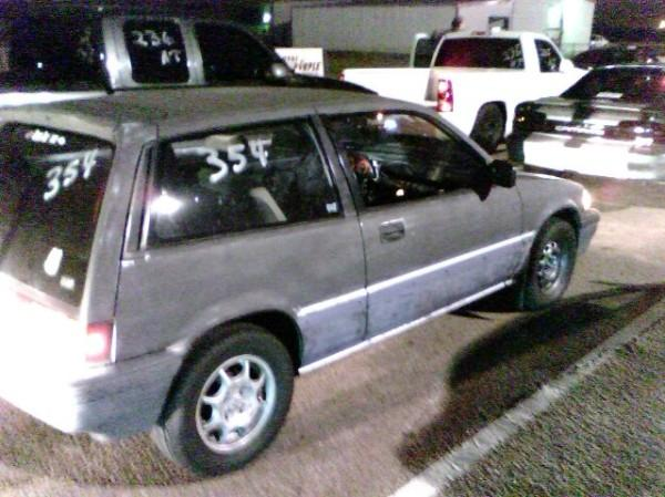 1986 Honda Civic DX