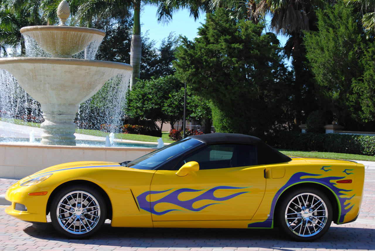 2008 Chevrolet Corvette LS3 6.2
