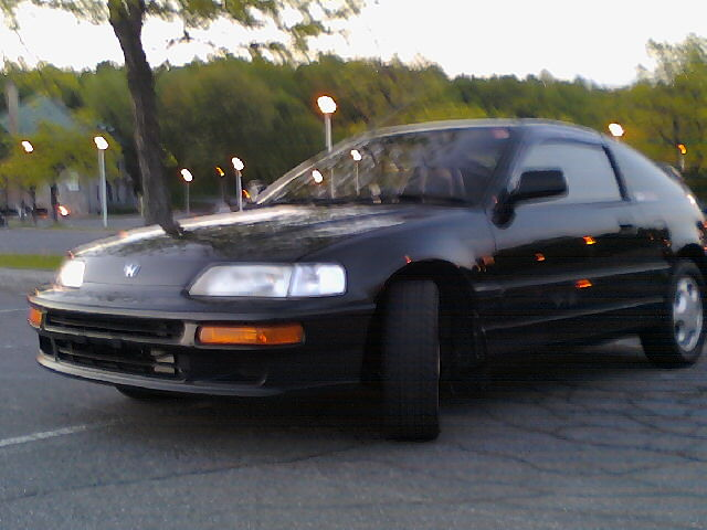 1991 Honda Civic CRX sir jdm glasstop
