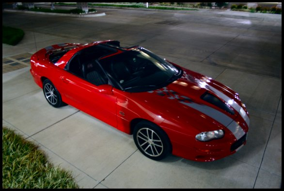 2002  Chevrolet Camaro SS 35th Anniversary (325hp) picture, mods, upgrades