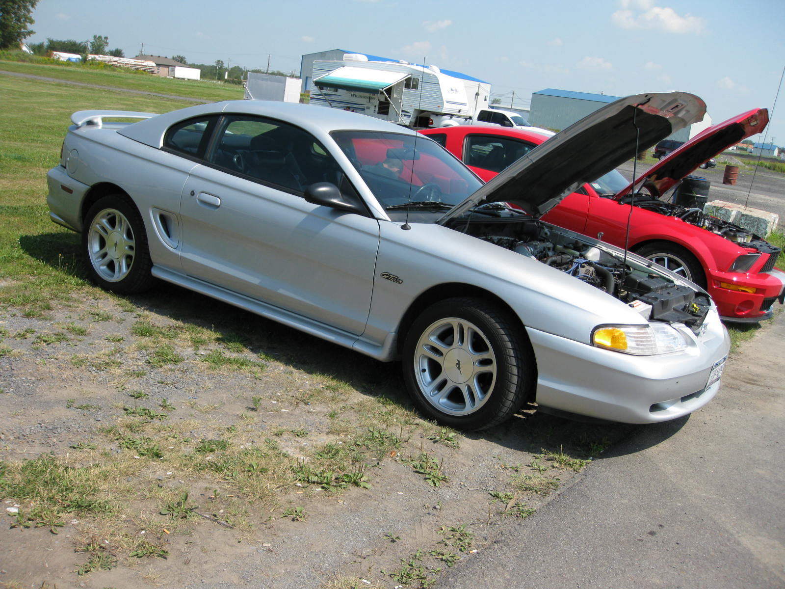 1998 ford mustang gt picture mods upgrades