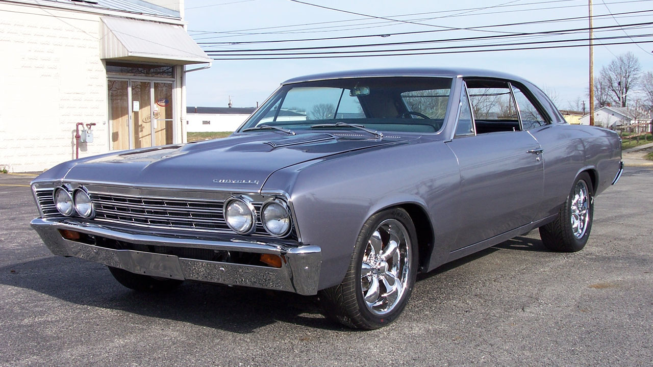 1967  Chevrolet Chevelle  picture, mods, upgrades