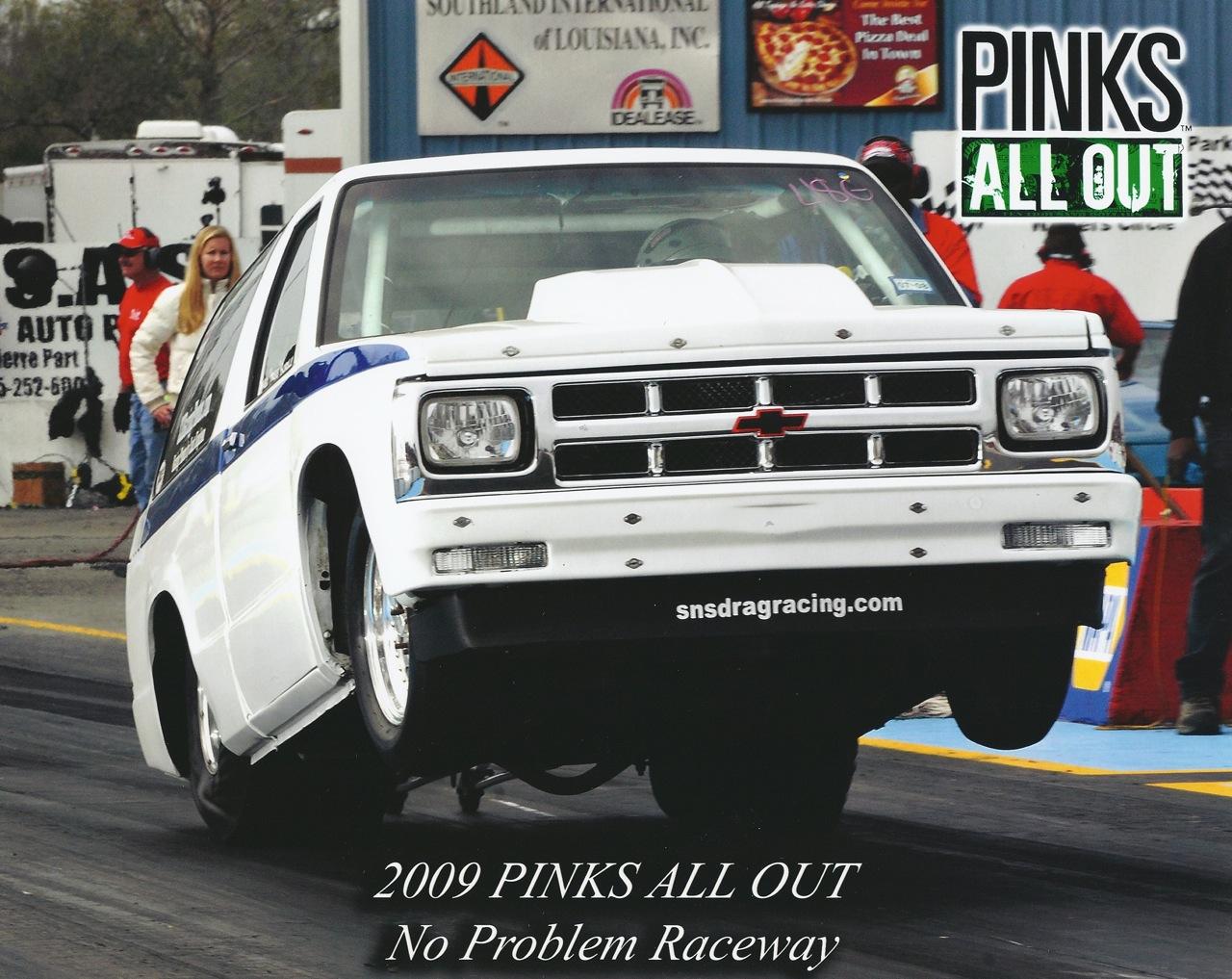 1988 Chevrolet S10 Blazer 1/4 mile Drag Racing timeslip specs 0-60