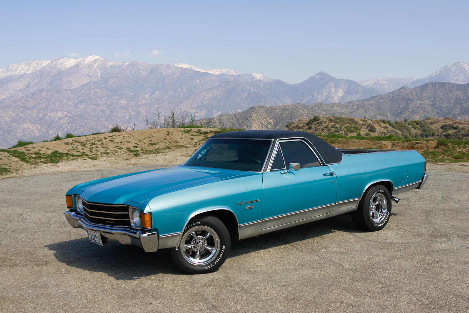1972  Chevrolet El Camino  picture, mods, upgrades