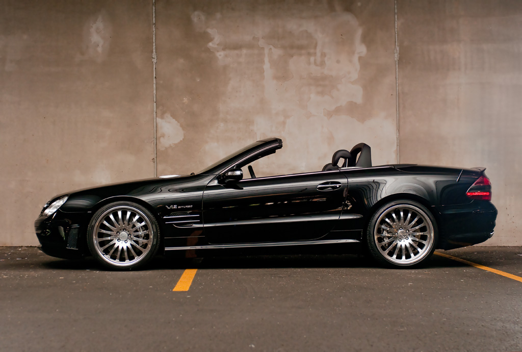 2005  Mercedes-Benz SL65 AMG  picture, mods, upgrades