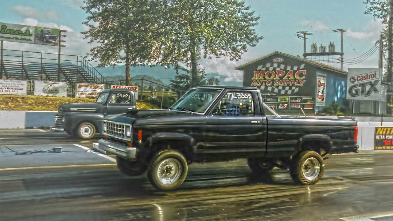 1984  Ford Ranger xl picture, mods, upgrades
