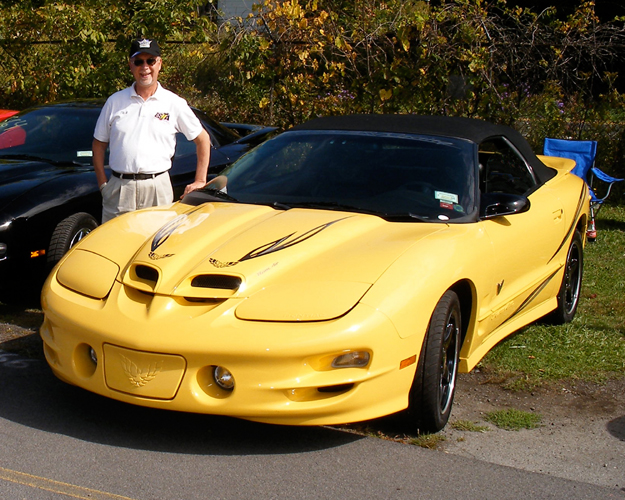2002 Pontiac Trans Am Collector Edition TA Convertible