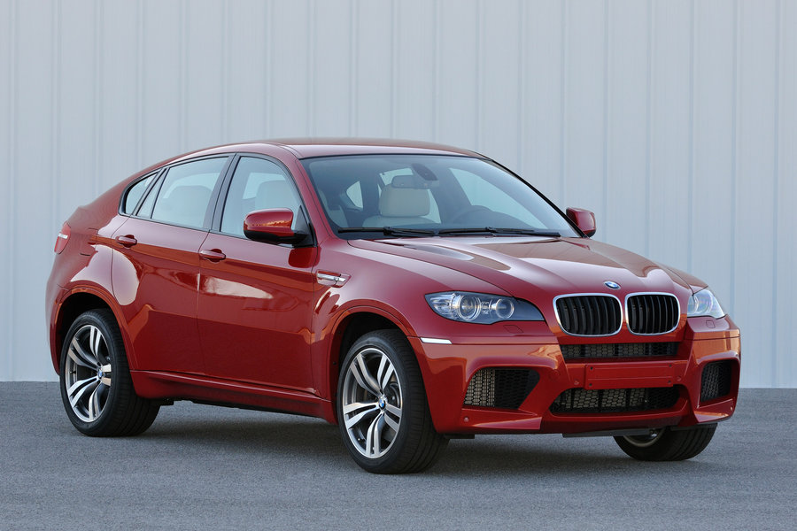 2010  BMW X6 M  picture, mods, upgrades