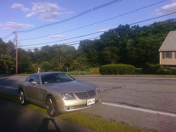 2007  Chrysler Crossfire Limited picture, mods, upgrades