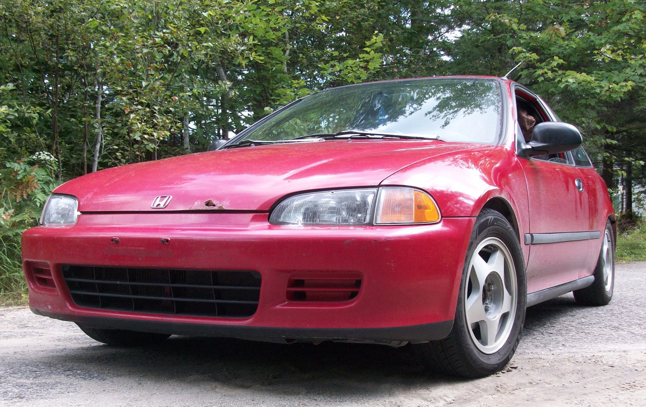 1992  Honda Civic cx picture, mods, upgrades