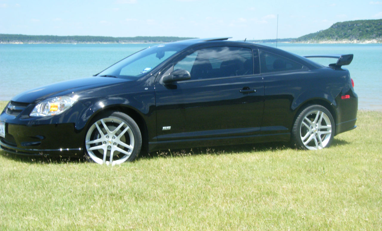 2009  Chevrolet Cobalt SS picture, mods, upgrades