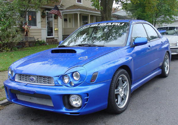 2002 Subaru Impreza WRX Pictures, Mods, Upgrades ...