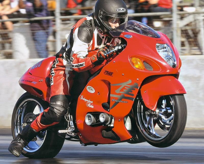 2004  Suzuki Hayabusa FMS Supercharged RST picture, mods, upgrades