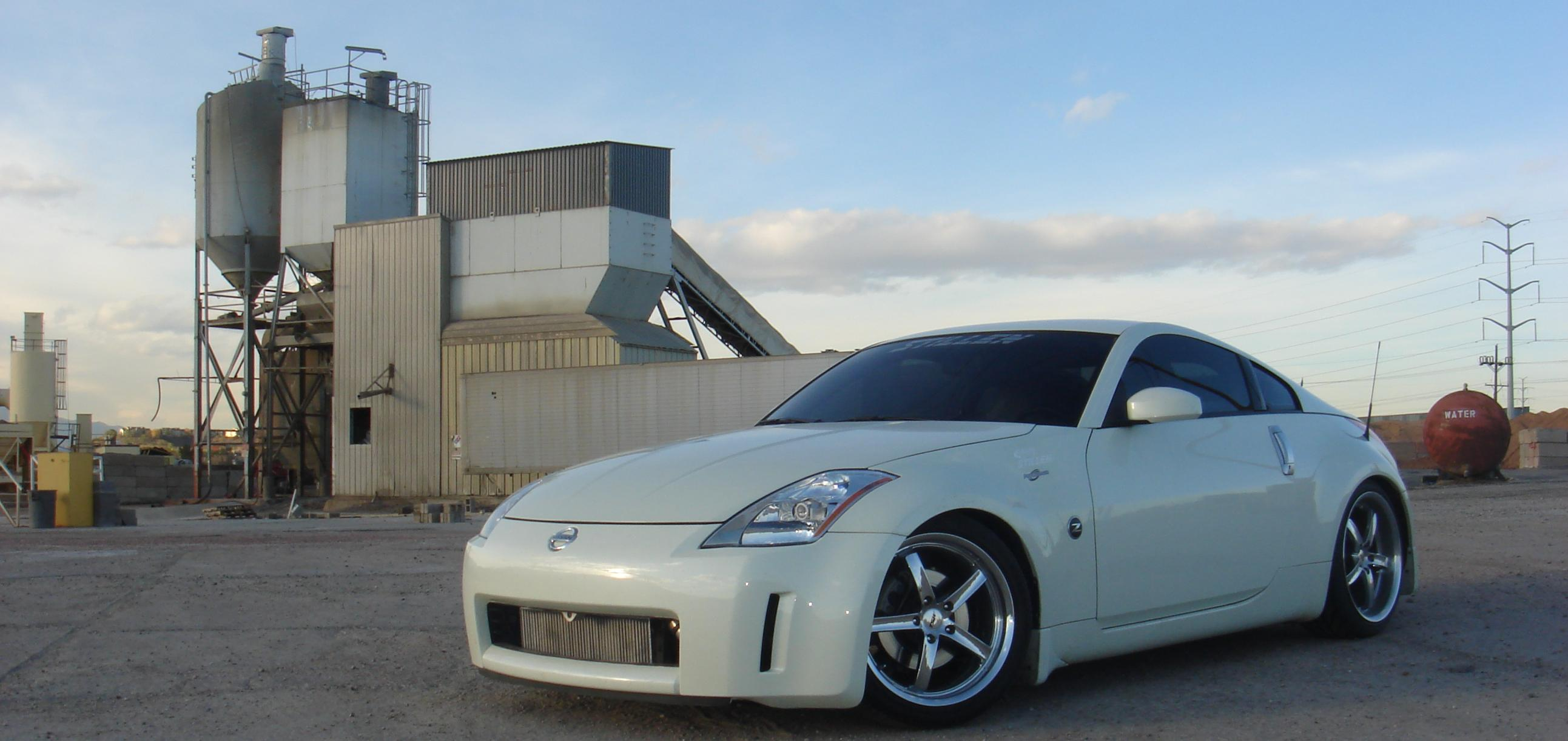 2003  Nissan 350Z Touring Procharger Supercharger picture, mods, upgrades