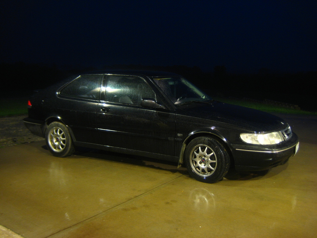 1997  Saab 900 SE Turbo picture, mods, upgrades