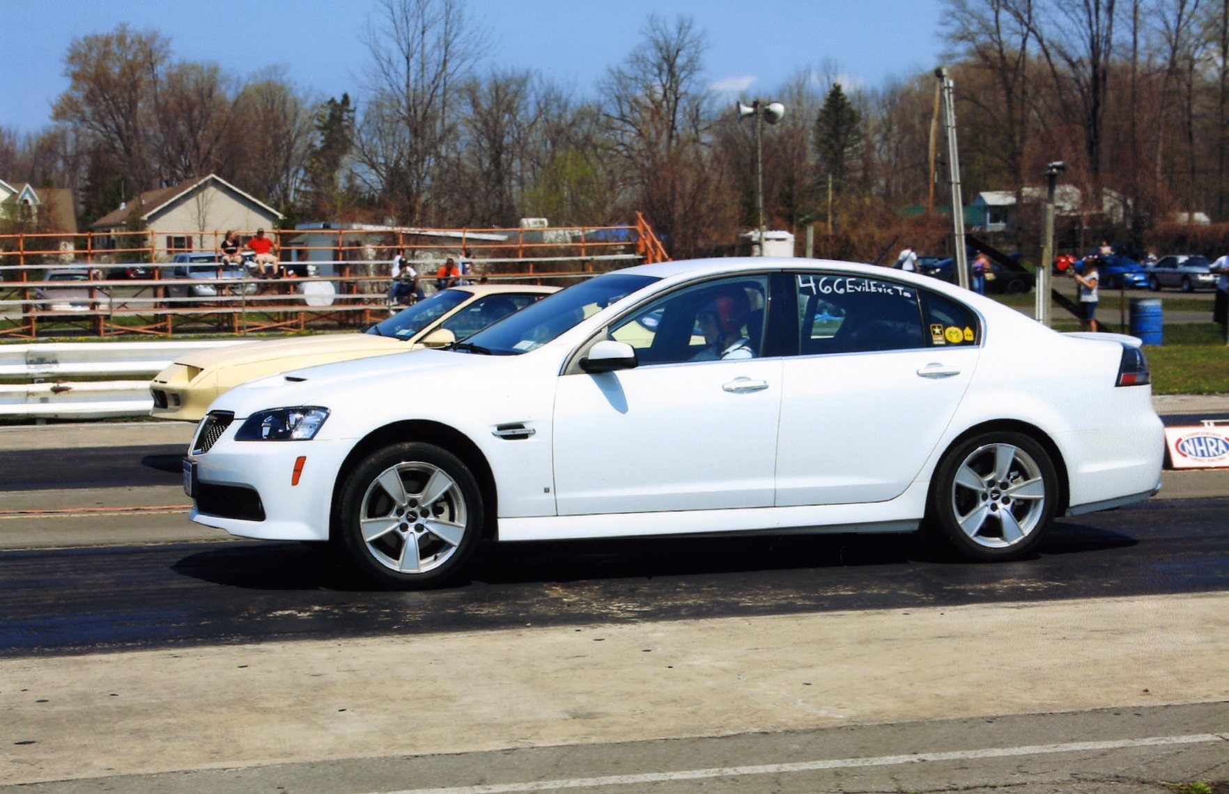 2009  Pontiac G8 GT picture, mods, upgrades