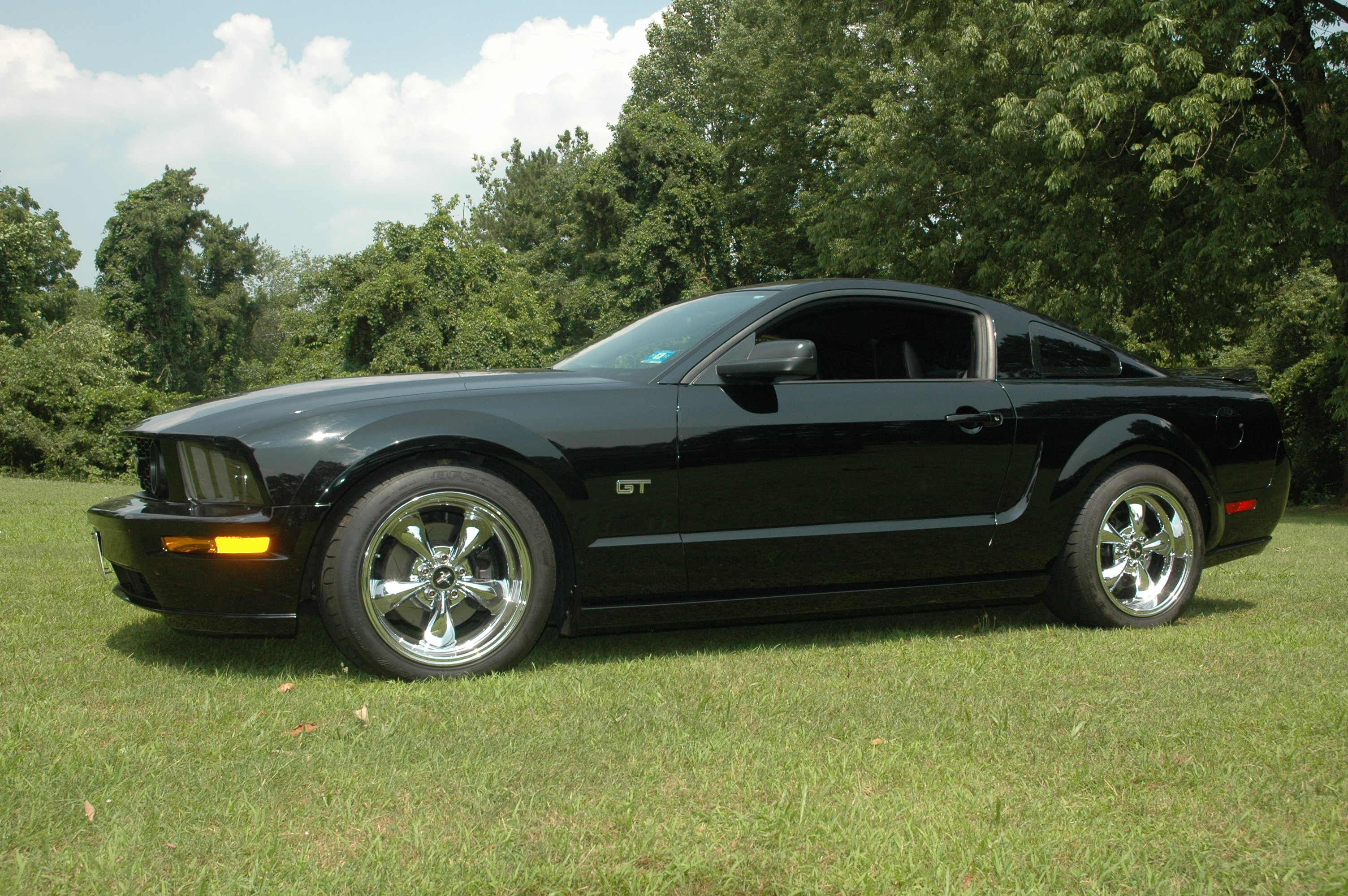 2006 ford mustang gt coupe automatic 1 4 mile trap speeds 0 60