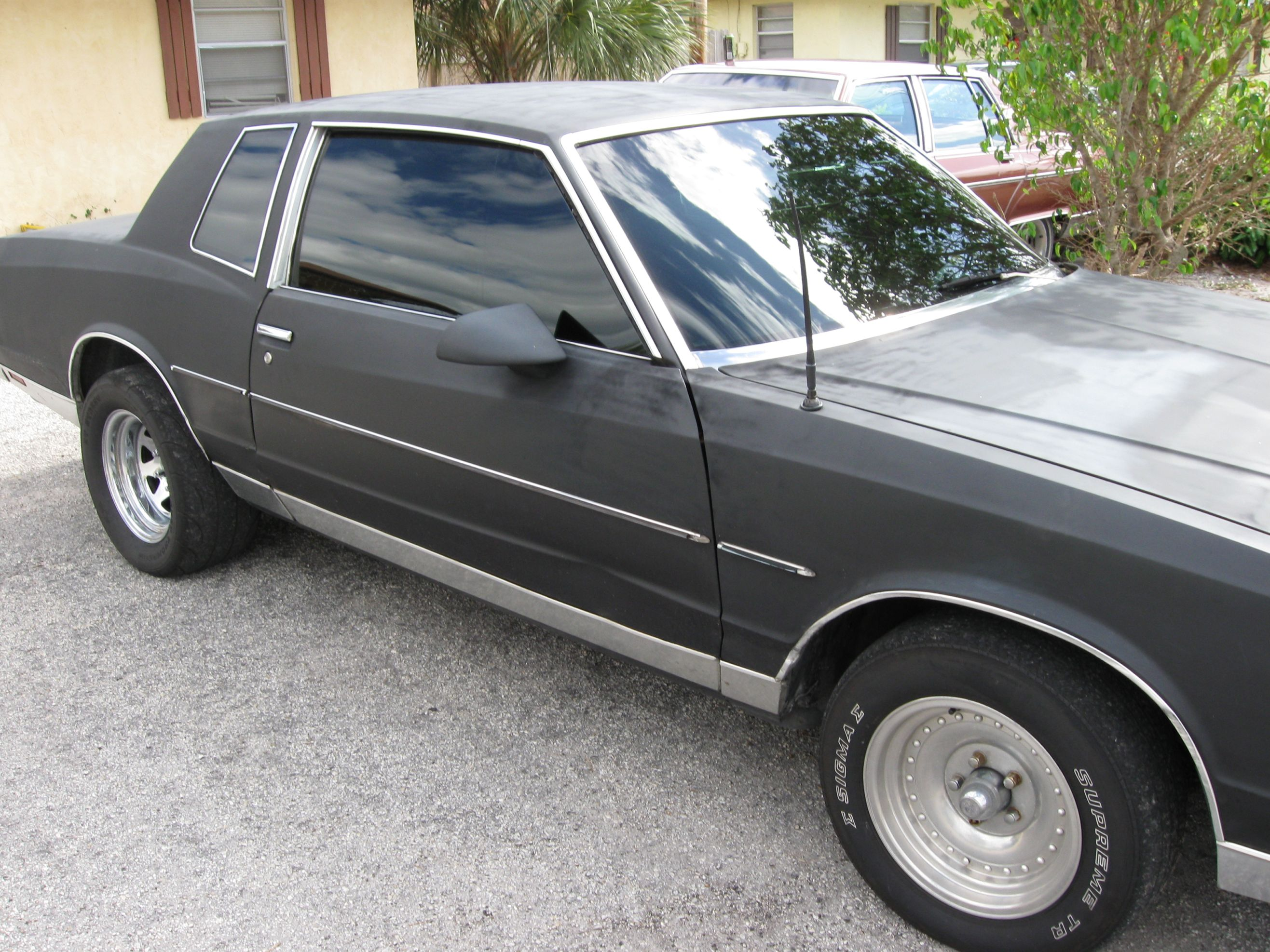 1984  Chevrolet Monte Carlo  picture, mods, upgrades
