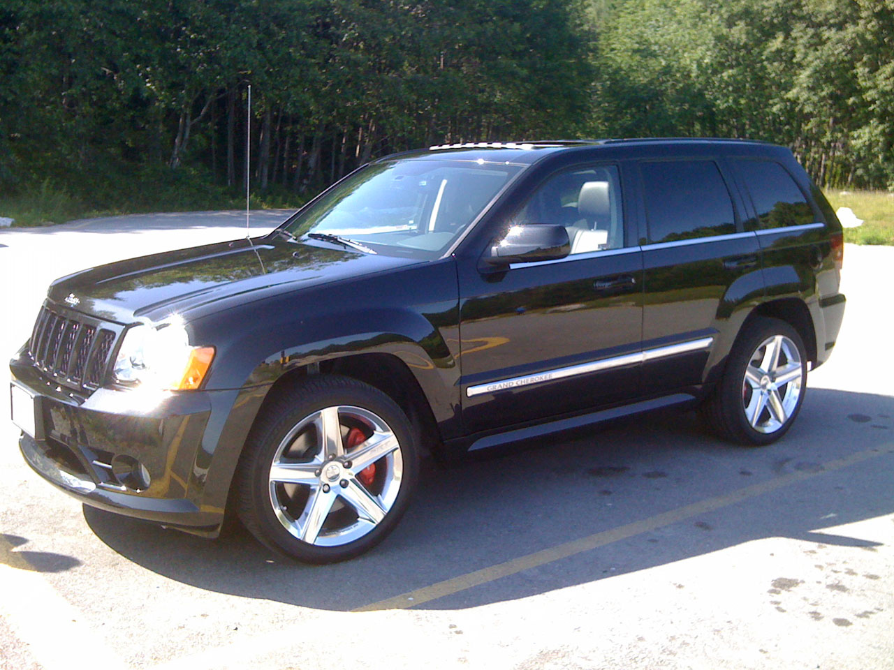 2009 Jeep Cherokee SRT8 CMR Tune
