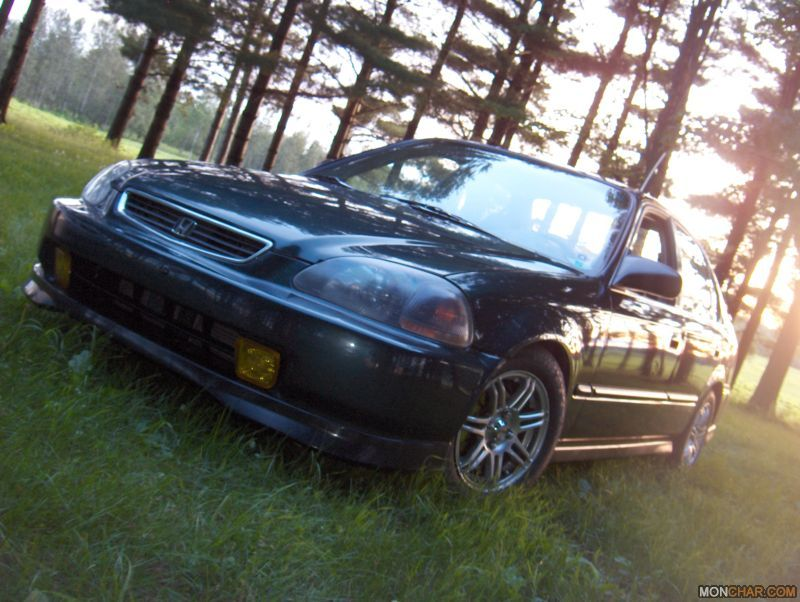 1997  Honda Civic EX (sedan) picture, mods, upgrades