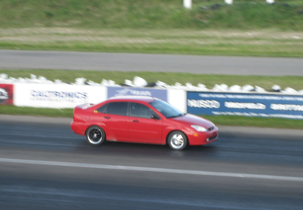 2001  Ford Focus ZTS picture, mods, upgrades