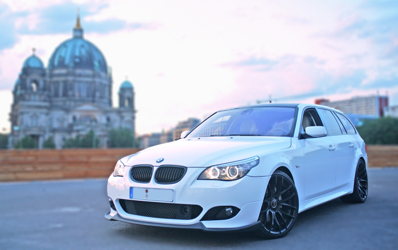 2008 BMW 535d E61 Hartge Ecu-Remap Tune