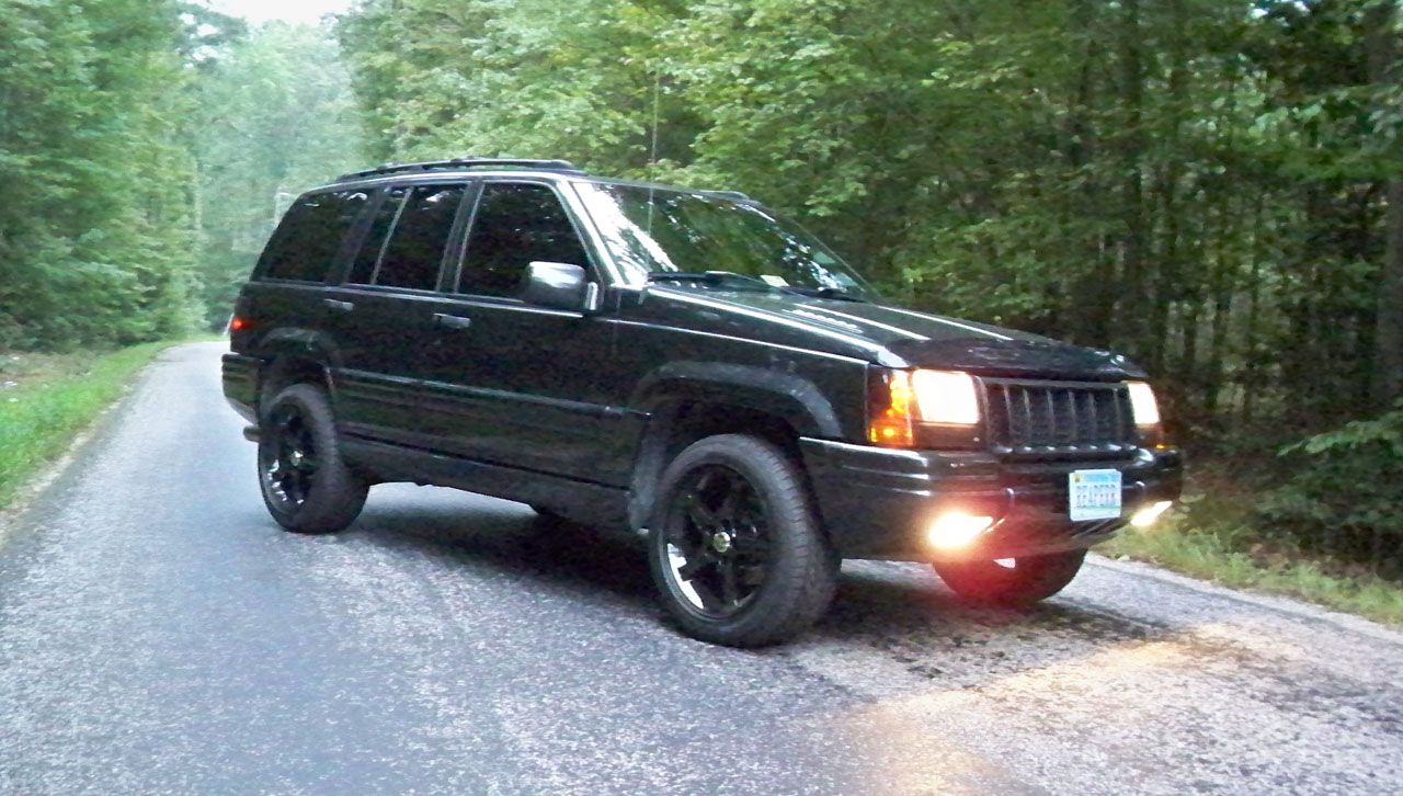 1998  Jeep Grand Cherokee 5.9 picture, mods, upgrades