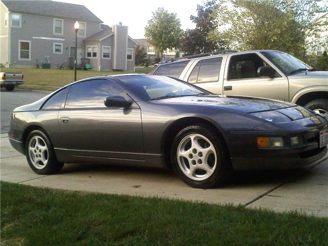 1993  Nissan 300ZX NA picture, mods, upgrades