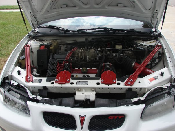 1999  Pontiac Grand Prix GTP picture, mods, upgrades