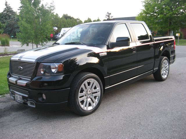 2008 Ford F150 Foose Edition