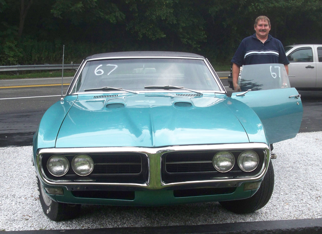 1968  Pontiac Firebird 400 picture, mods, upgrades