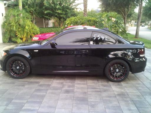 2008 BMW 135i JB3 1.3 1/4 mile Drag Racing timeslip specs 0-60 ...