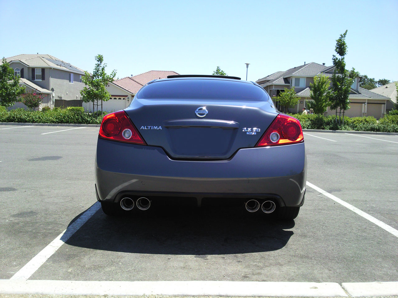 2008 nissan altima 3 5se coupe 1 4 mile trap speeds 0 60 dragtimes com