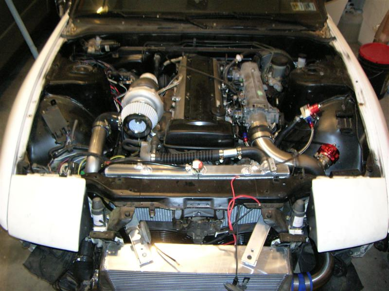 1993  Nissan 240SX  picture, mods, upgrades