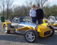 2001  Caterham Roadsport  picture, mods, upgrades