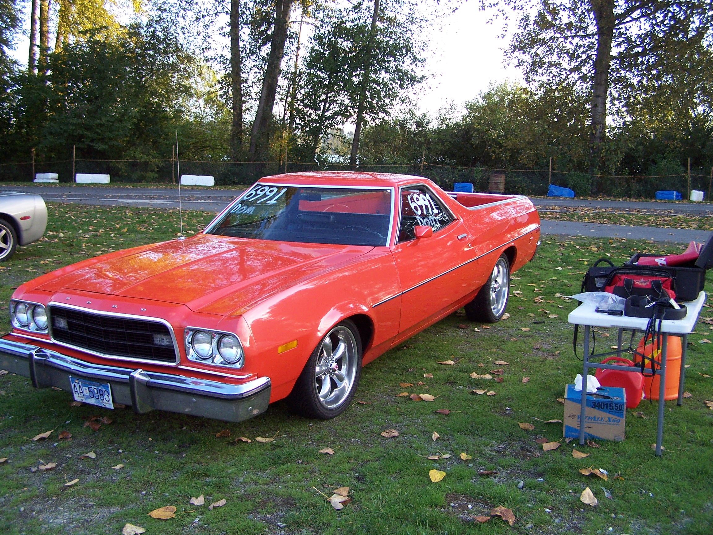 1973  Ford Torino Ranchero GT picture, mods, upgrades