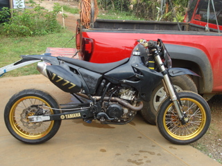 2005  Yamaha WR 523cc WR 450 picture, mods, upgrades