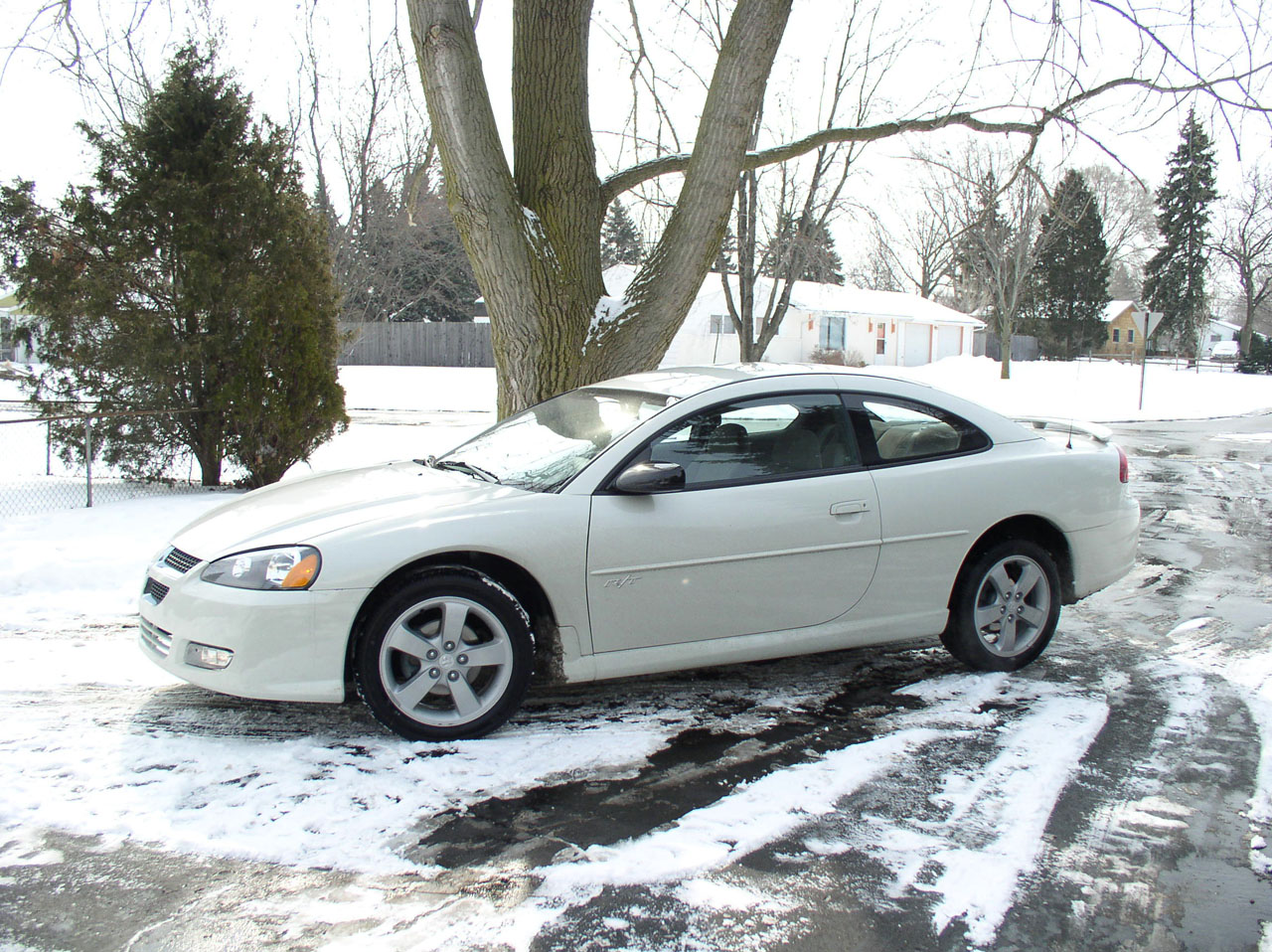 Stock 2003 Dodge Stratus R/T 1/4 mile Drag Racing timeslip specs 0-60 - DragTimes.com