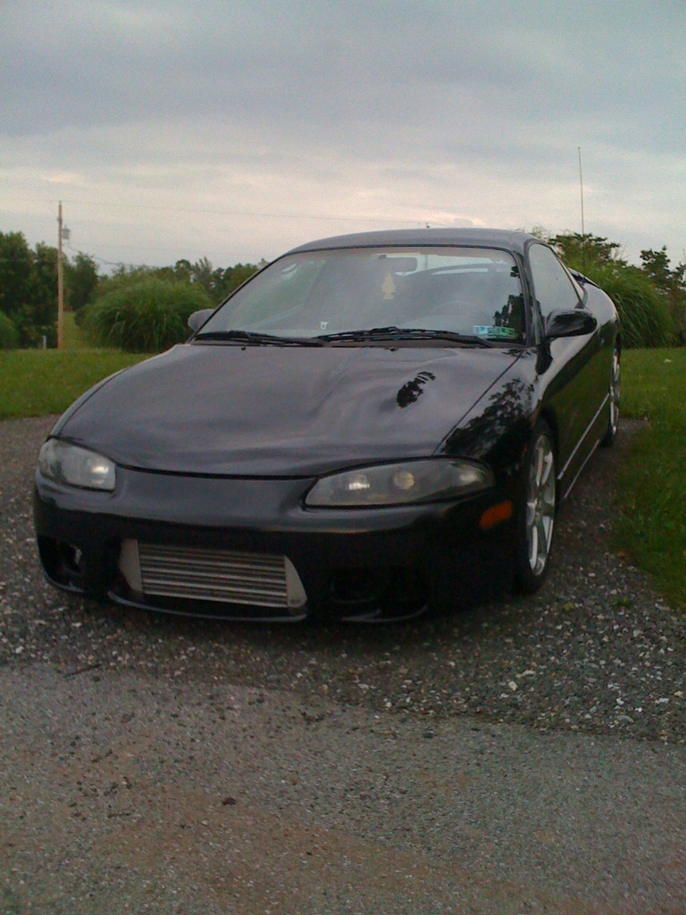 1995  Mitsubishi Eclipse GSX picture, mods, upgrades