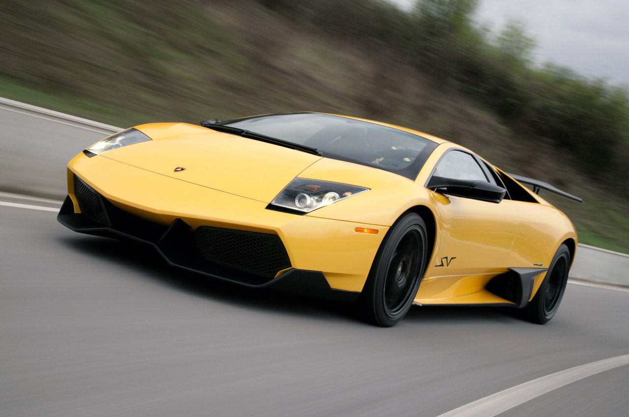 2010  Lamborghini Murcielago LP670-4 SuperVeloce picture, mods, upgrades