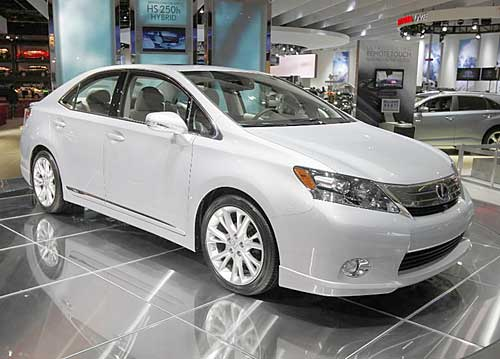 2010  Lexus HS250h  picture, mods, upgrades